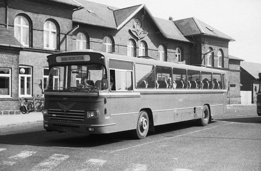 HHJ 40/BC97452 i Odder den 23. maj 1974