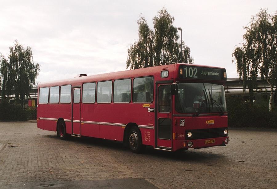 Connex 2101/LD92388 i Horsens den 12. oktober 2002