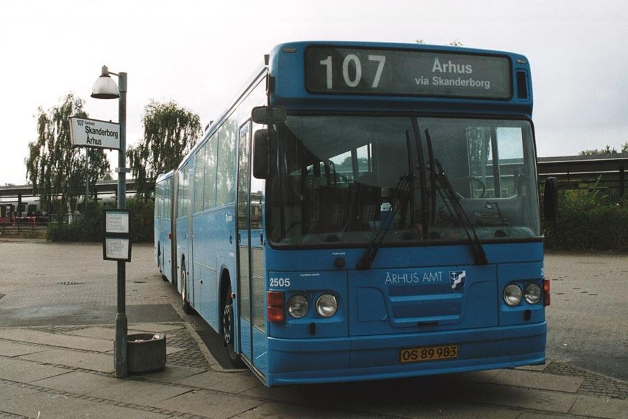 Connex 2505/OS89983 i Horsens den 12. oktober 2002