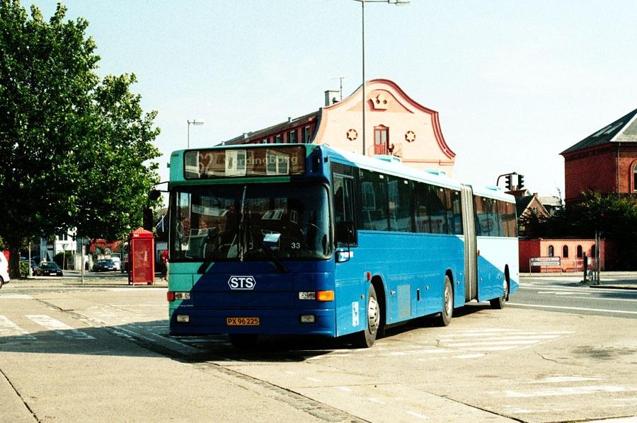 Connex 3133/PX96225 i Vordingborg den 3. september 2004