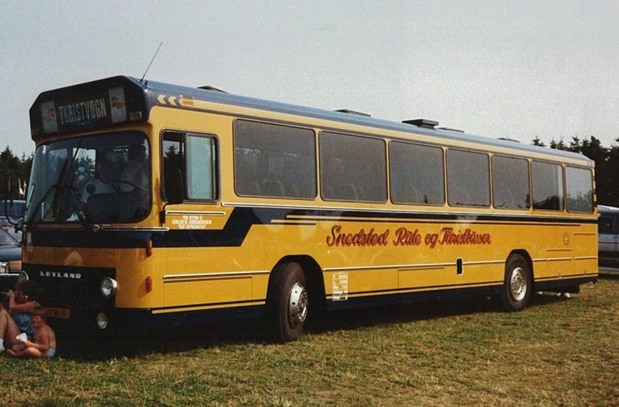 Snedsted Turistbusser JV88451