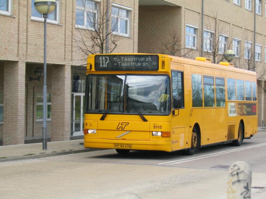 Connex 5115/PC92478 ved Høje Taastrup St. den 24. april 2004