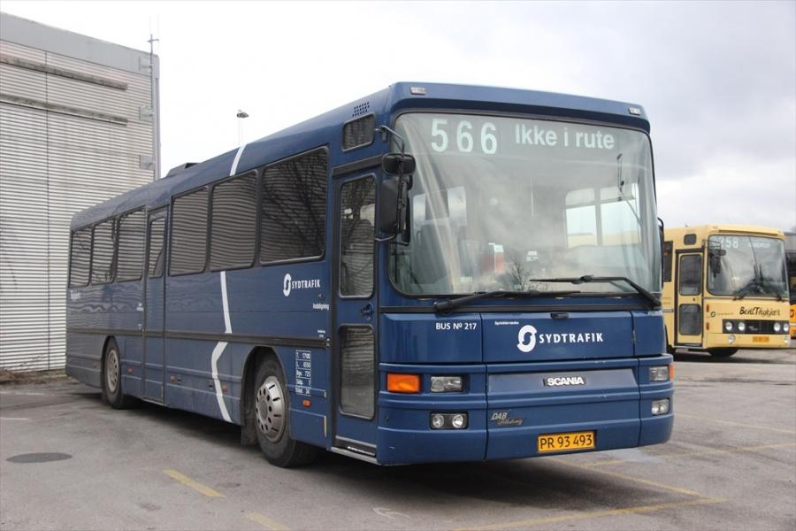 Bent Thykjær 217/PR93493 på Gammelhavn i Vejle den 22. februar 2013