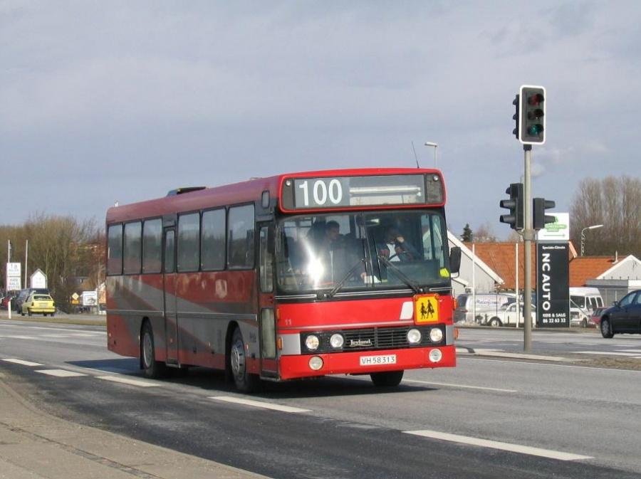 ?, Gellerup VH58313 på Grenåvej i Skæring den 14. marts 2005