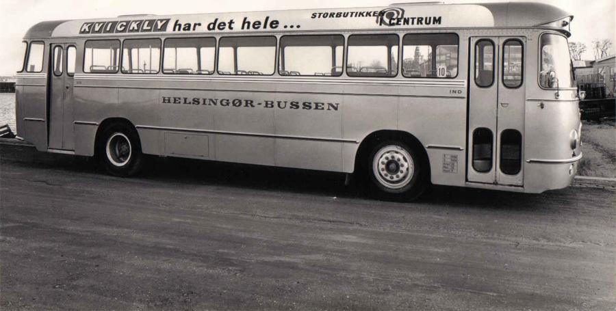 Helsingør-Bussen 8