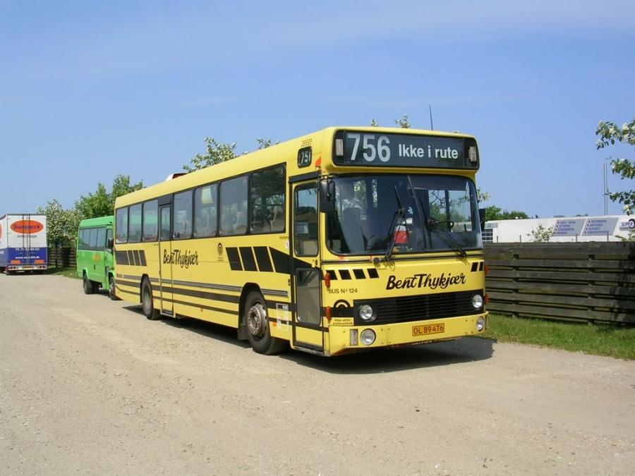 Bent Thykjær 124/OL89476 i Grindsted den 31. maj 2004