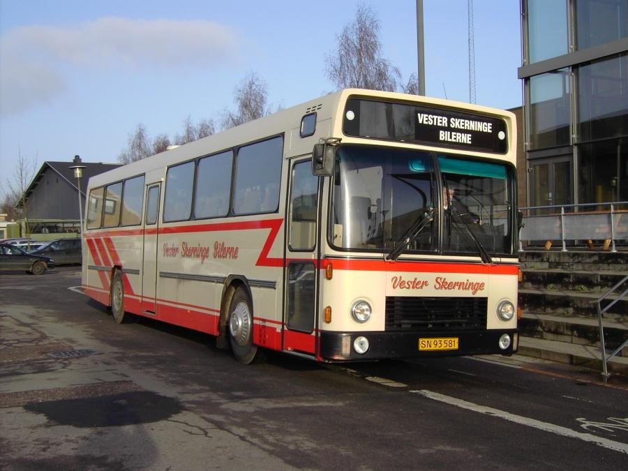 Vester Skerninge Bilerne SN93581 i Faaborg den 13. december 2006