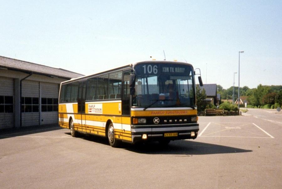 Rårup Turistbusser JY93169