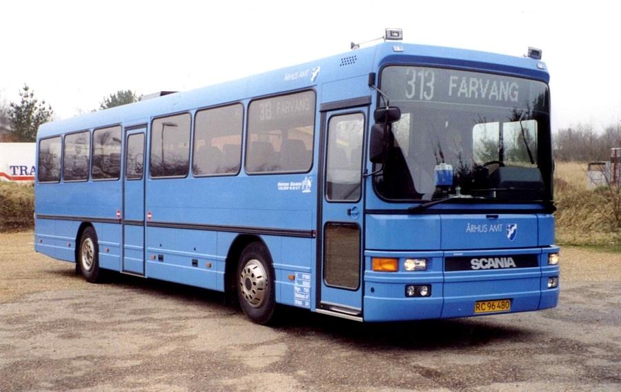 Sørens Rejser RC96480 i Kjellerup den 26. marts 2000