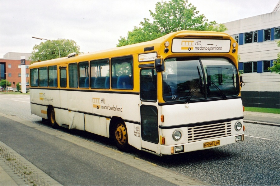 HTs medarbejderfond RH90676 i Industriparken i Ballerup i 2004