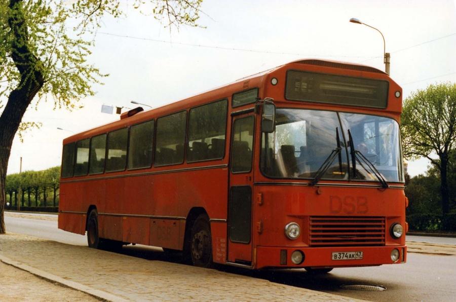 Shlisselburg B374AK47 i Sankt Petersborg i Rusland i 1995