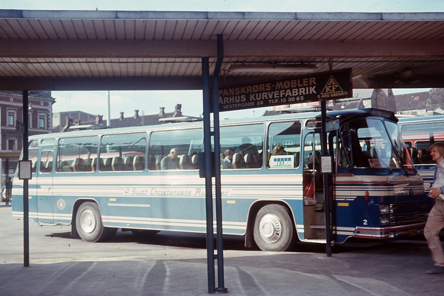 Svidt 2/AJ95044 på Århus rtb. den 31. juli 1975