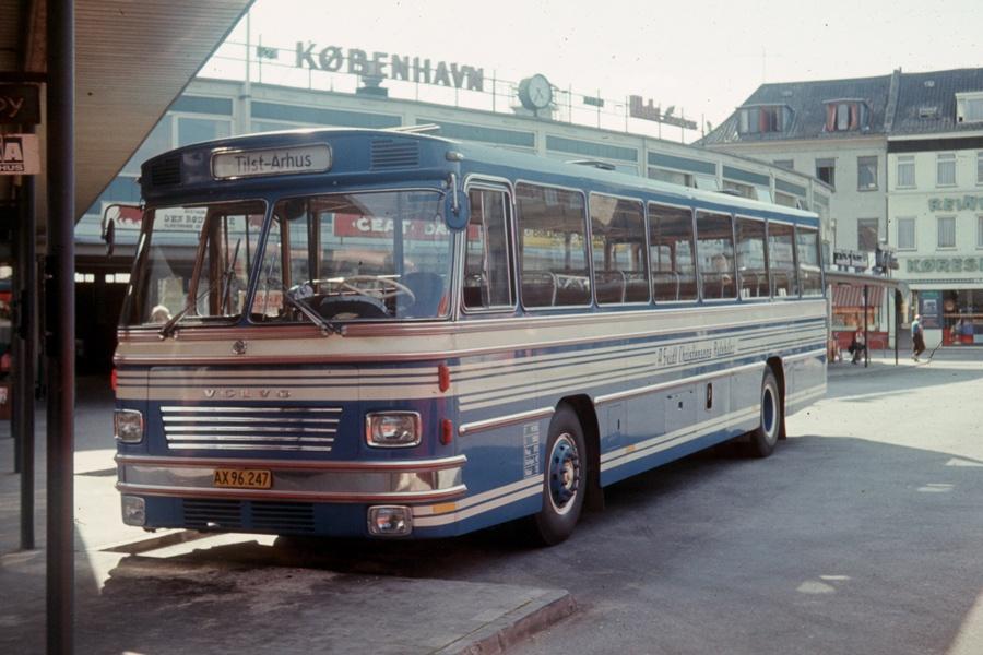 Svidt 3/AX96247 på Århus rtb. den 31. juli 1975
