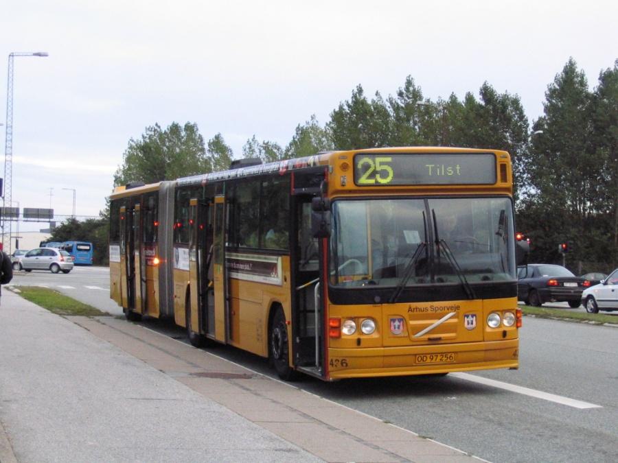 Århus Sporveje 426/OD97256 på Viborgvej i Århus den 30. september 2005