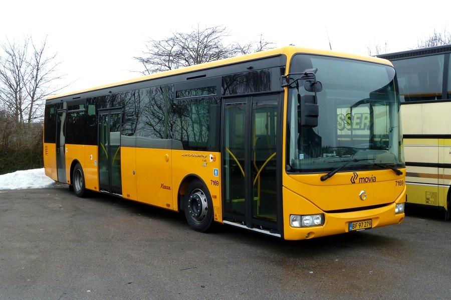 Kruse 7169/BF97279 i Karlslunde den 24. januar 2011