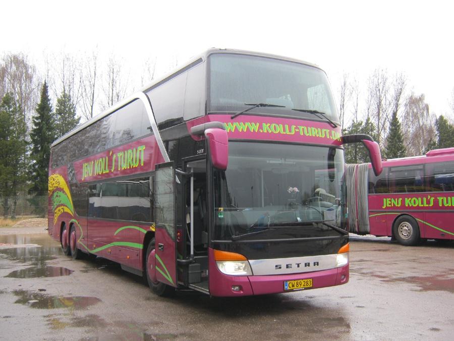 Jens Kolls Turist CW89283 i Glostrup den 13. april 2012
