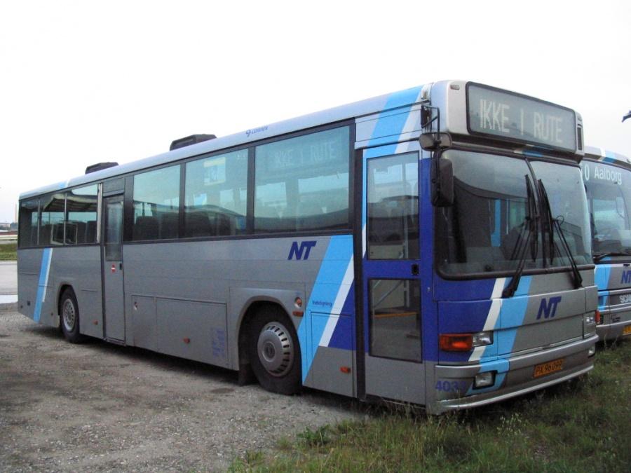 Veolia 4033/PX96099 i garagen i Aalborg den 1. august 2006