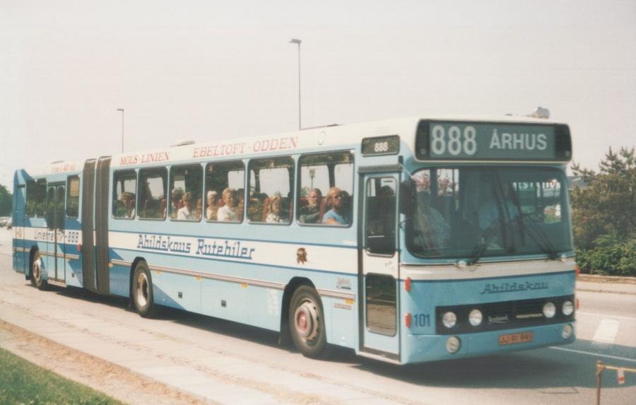 Abildskou 101/JJ91993 i Ebeltoft i 1988