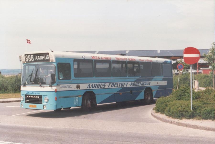 Abildskou 107/JV88452 i Ebeltoft i 1988