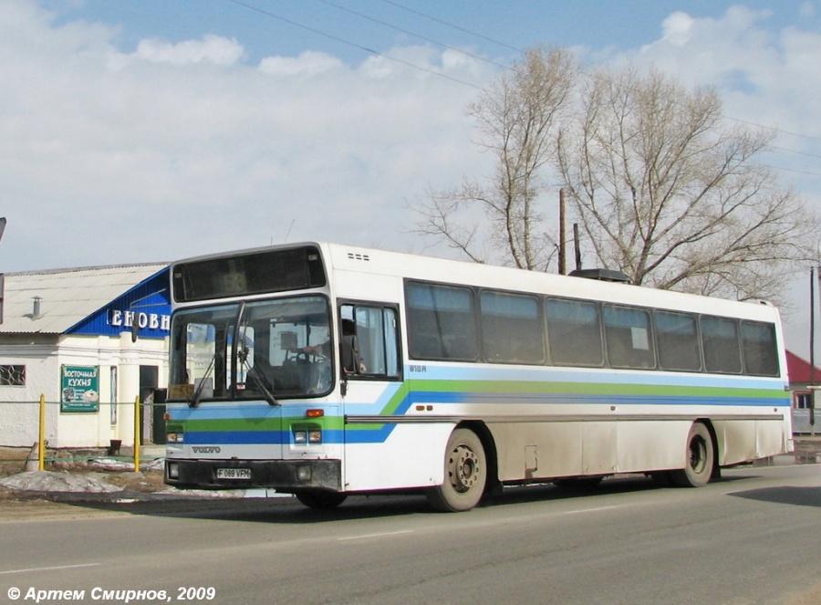 F088VFM i Ust-Kamenogorsk/Öskemen i Kazakhstan den 19. januar 2010