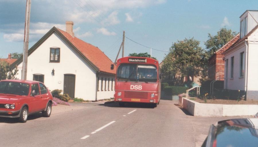 DSB 607/EL92566 i Dejret i 1988