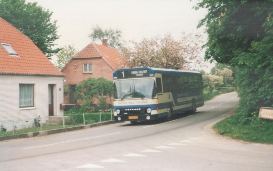 Rugaard JY92409 i Tved i 1988