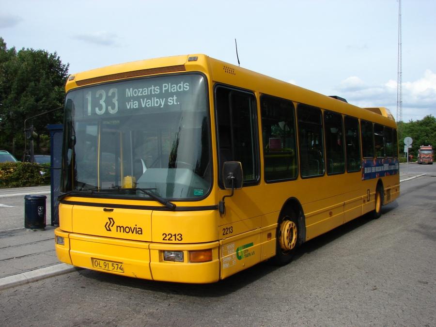 City-Trafik 2213/OL91574 ved Avedøre Station. den 15. august 2008