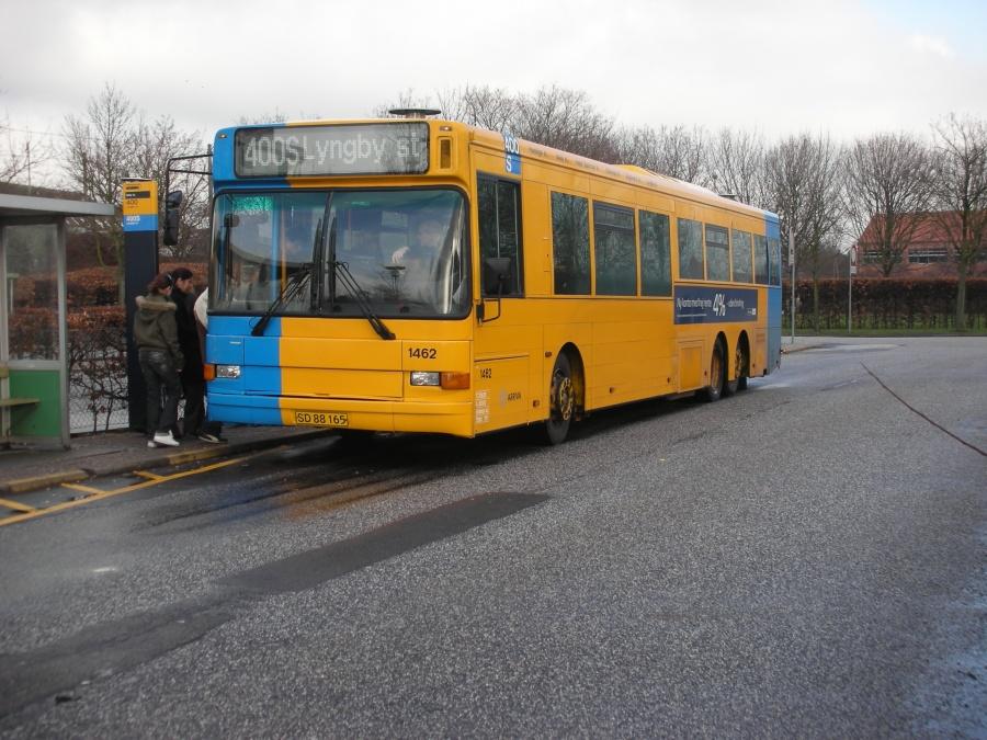 Arriva 1462/SD88165 ved Ishøj Station den 15. februar 2007