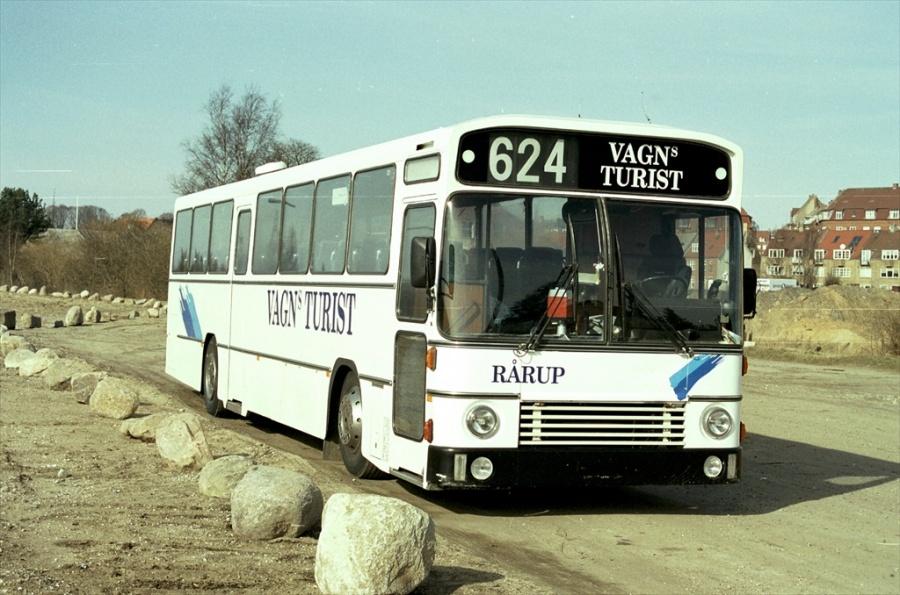 Vagns Turist RK97997 i Horsens den 16. marts 2003