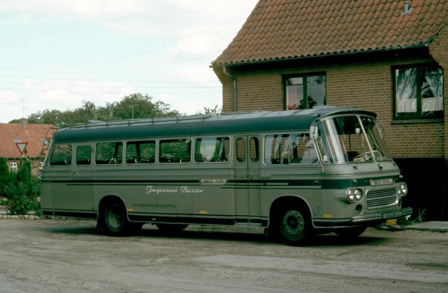 S. K. Jørgensen 25/XA78518 i Voldum den 4. september 1977