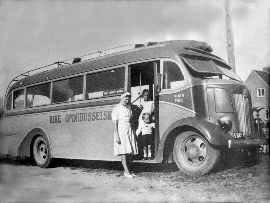 Ribe Omnibusselskab 1/Z9424
