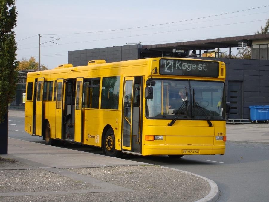 Connex 5111/PC92474 ved Friheden Station den 29. oktober 2005