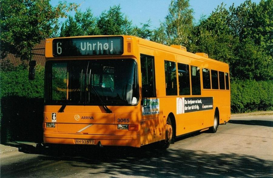 Arriva 3065/RH97577 på Storager i Vejle den 12. maj 2000