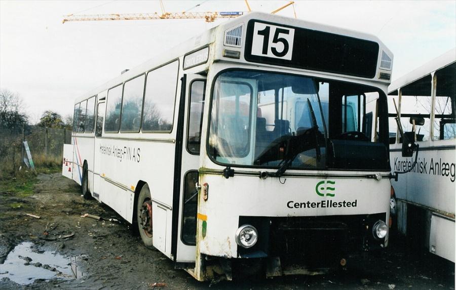 KTA Ellested 15 ved Vejle Busophug den 21. november 1999
