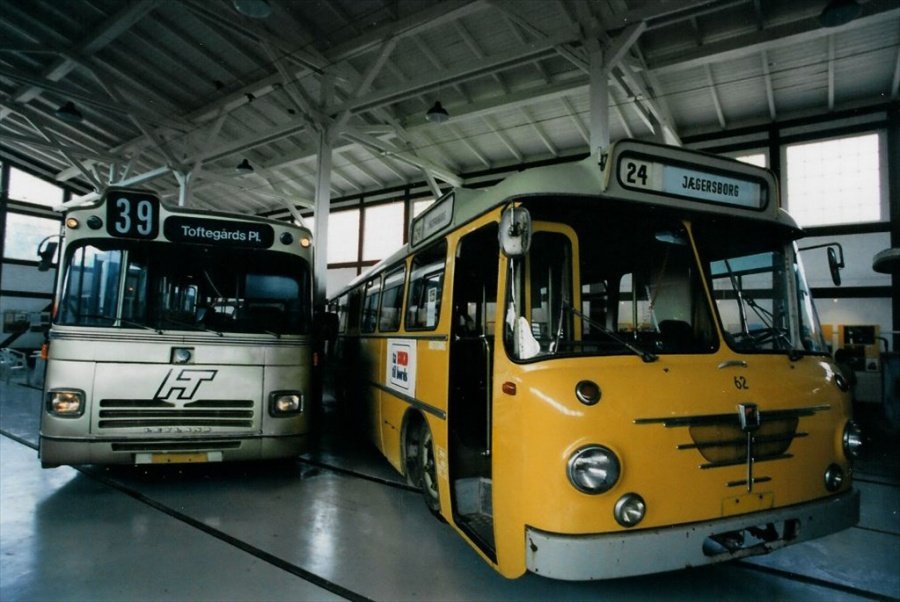 NESA 62 på Sporvejsmuseet Skjoldenæsholm den 3. juli 1999