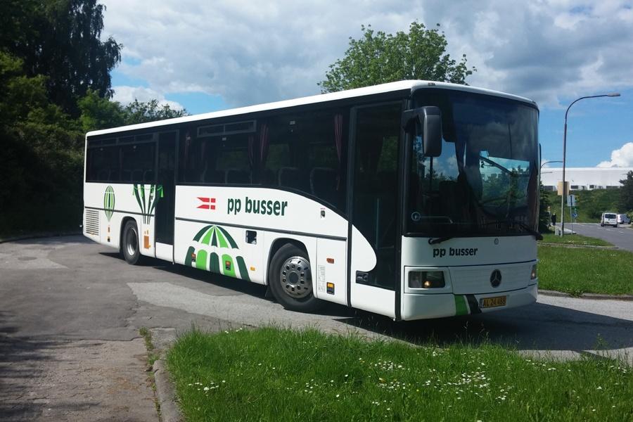 PP Busselskab AL24488 på Langdalsvej i Brabrand den 9. juni 2015
