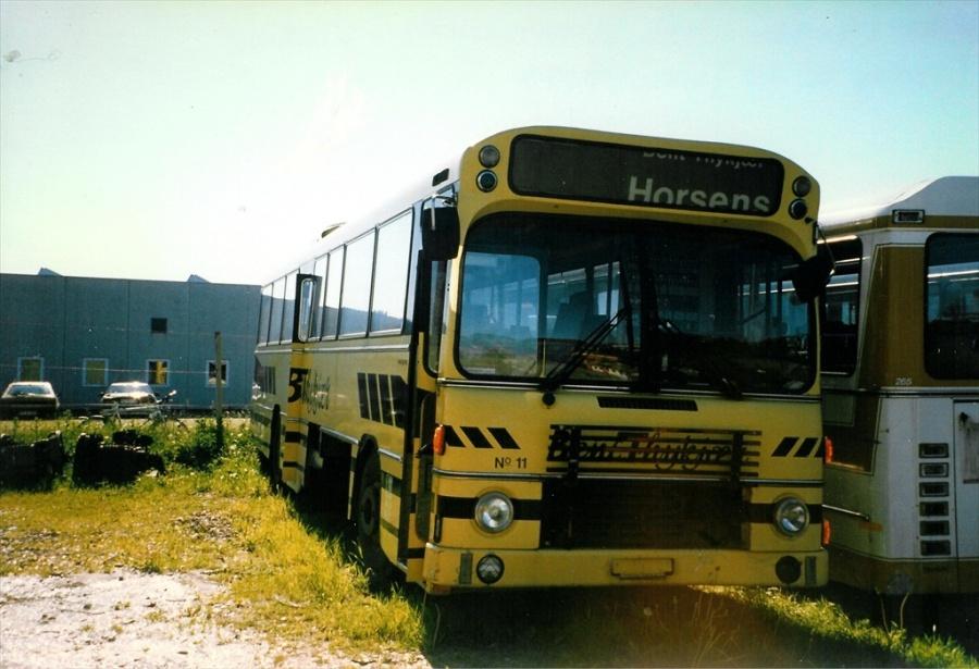Bent Thykjær 11 ved Vejle Busophug den 10. juni 1997