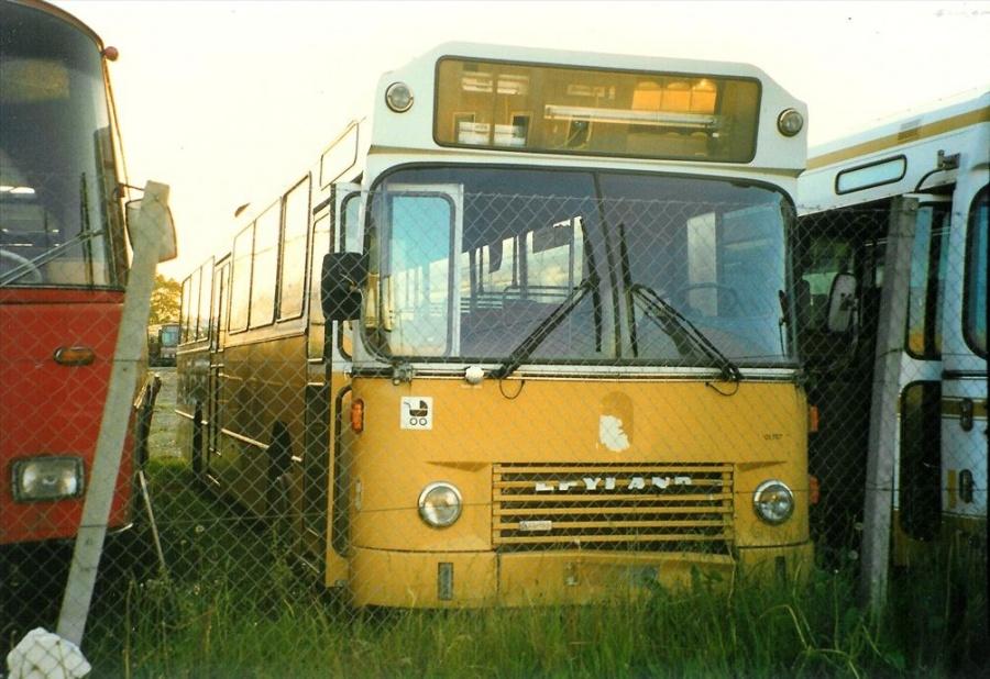 Aabenraa Byomnibusser NV89421 ved Vejle Busophug den 9. juni 1997