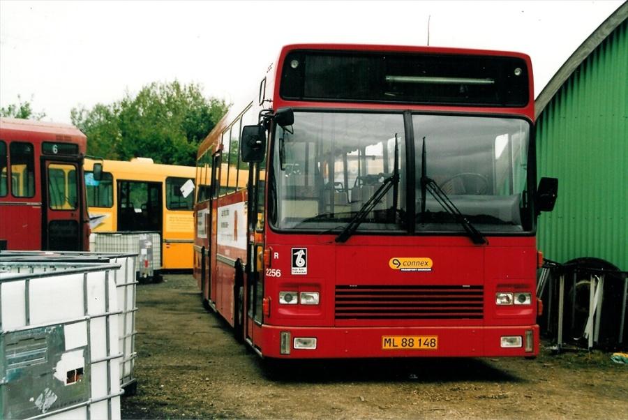 Connex 2256/ML88148 ved Vejle Busophug den 21. oktober 2001