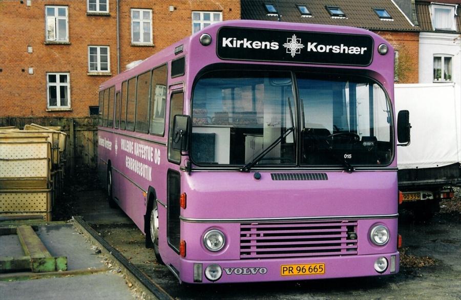 Kirkens Korshær PR96665 ved Spinderihallerne i Vejle den 21. november 1999
