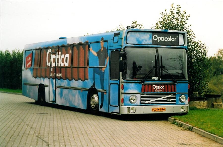 Opticolor PZ96586 ved Buscenter Vest i Kolding den 21. oktober 2001