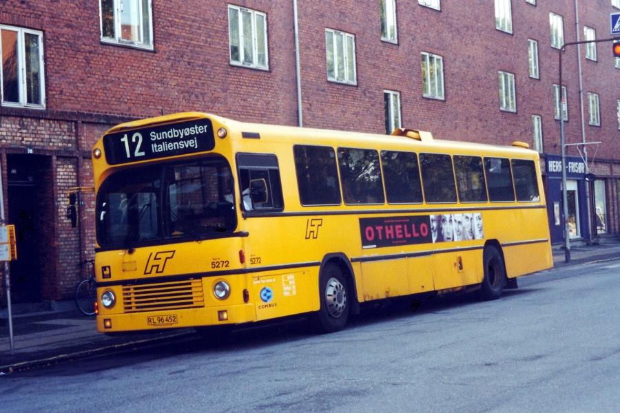 Combus 5272/RL96452 på Øresundsvej i København den 29. september 2000