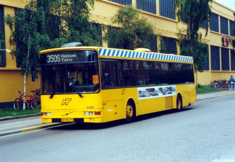 Linjebus 6145/NR96276 ved Amager Centret i København den 7. juli 2000