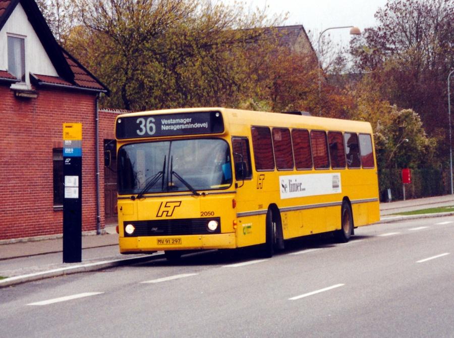 City-Trafik 2050/MV91297 på Saltværksvej i Kastrup den 5. november 2000