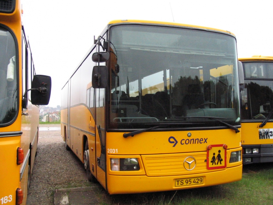 Veolia 2031/TS95429 i Skanderborg den 18. maj 2006