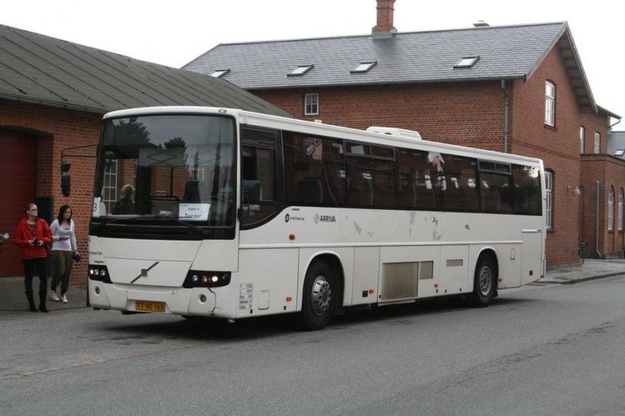 Arriva 2894/TT90163 i Bramming den 5. juli 2011