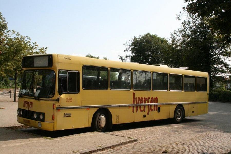 E-Bus XM93247 i Ribe den 26. juli 2011