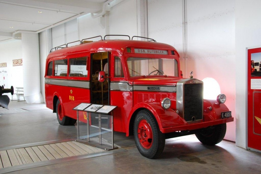 DSB E4951 på Jernbanemuseet i Odense den 3. august 2011