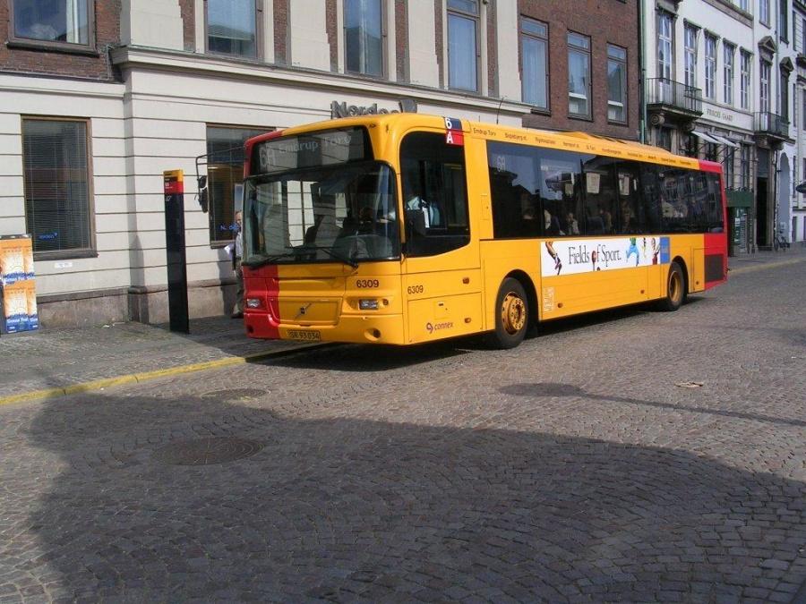 Connex 6309/SR93034 på Nytorv i København den 29. maj 2004