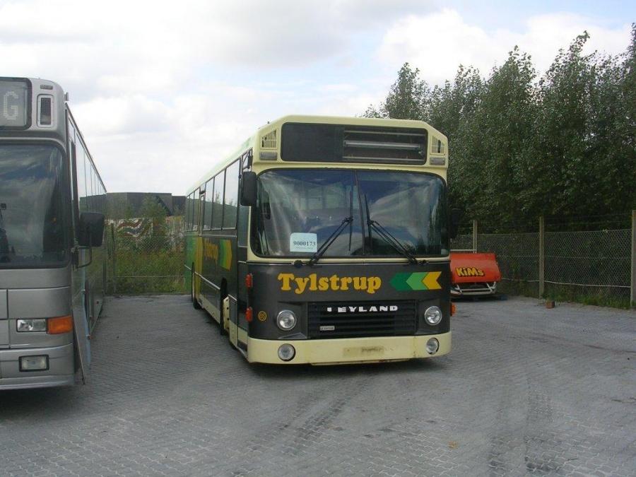 Tylstrup 65 ved Bus Center Vest i Kolding den 5. september 2004